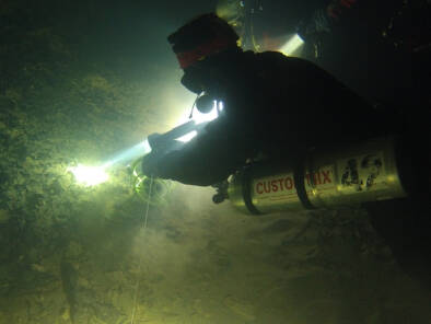 IANTD Intro to Cave Diver /Introductory Cave Diver/